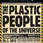 Plastici v Garaži 29.2.2012