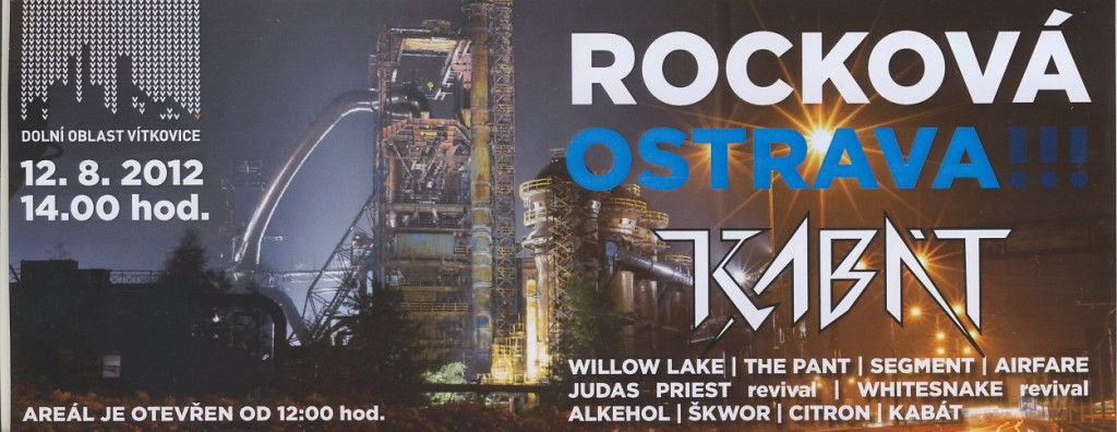 ROCKOV  OSTRAVA - NHLED