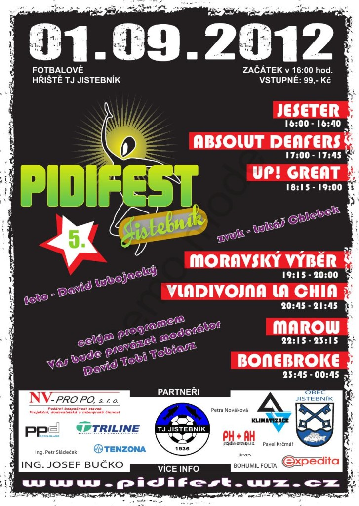 PIDIFEST 2012 FINAL