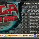 DOGA tour 2013