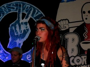 Paulina - zpěv & baskytara