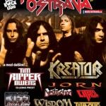 Rocková Ostrava 2013 plakát