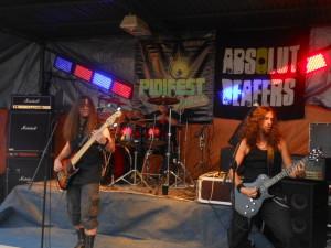 Absolut Deafers, Jístebník - Pidifest 2012 (archiv red.)