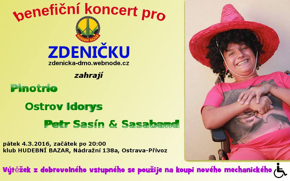 ben.koncert pro zdeničku