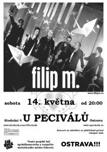 filip m plakát