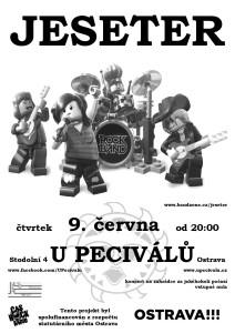 jeseter plakát