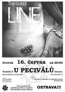 line plakát