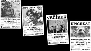 plakátky pecival