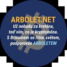 Česká BTC/Kč peněženka